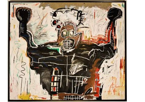Basquiat Masterpiece From The Collection Of Lars Ulrich To