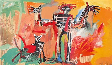 EPPH   Basquiat's Boy and Dog in a Johnnypump (1982)